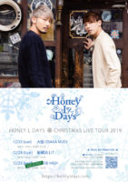2019/12/24 [「Honey L Days CHRISTMAS LIVE TOUR 2019」]
